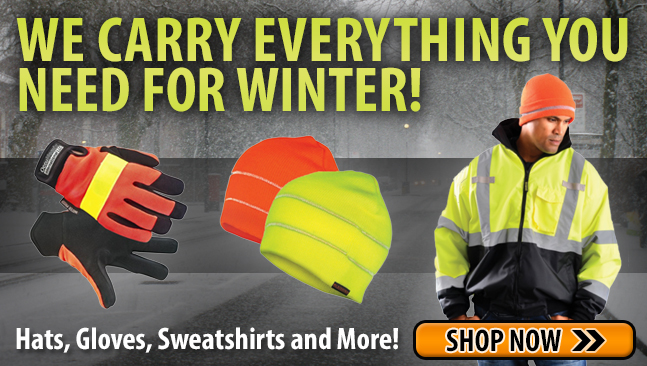 Safety Wear clothing for Winter